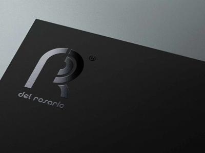 Janina-Lermer-Markenentwickung-Markengestaltung-Branddevelopment-Branddesign-Del-Rosario-Logo-Silk-Stamping-Praegung