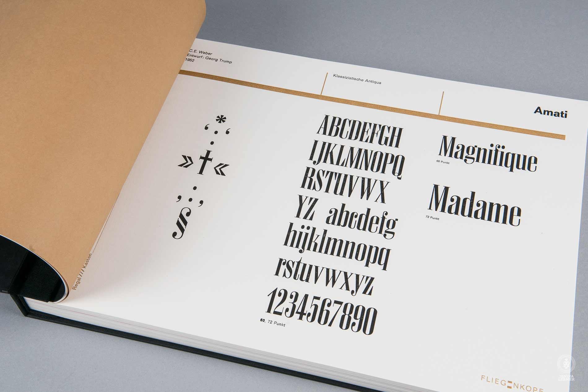 Janina-Lermer-Buchgestaltung-Magazingestaltung-Editorialdesign-Bleisatz-Metaltype-Klassizistische-Antiqua-Handgedruckt-Handprinted-Werkstatt-Fliegenkopf