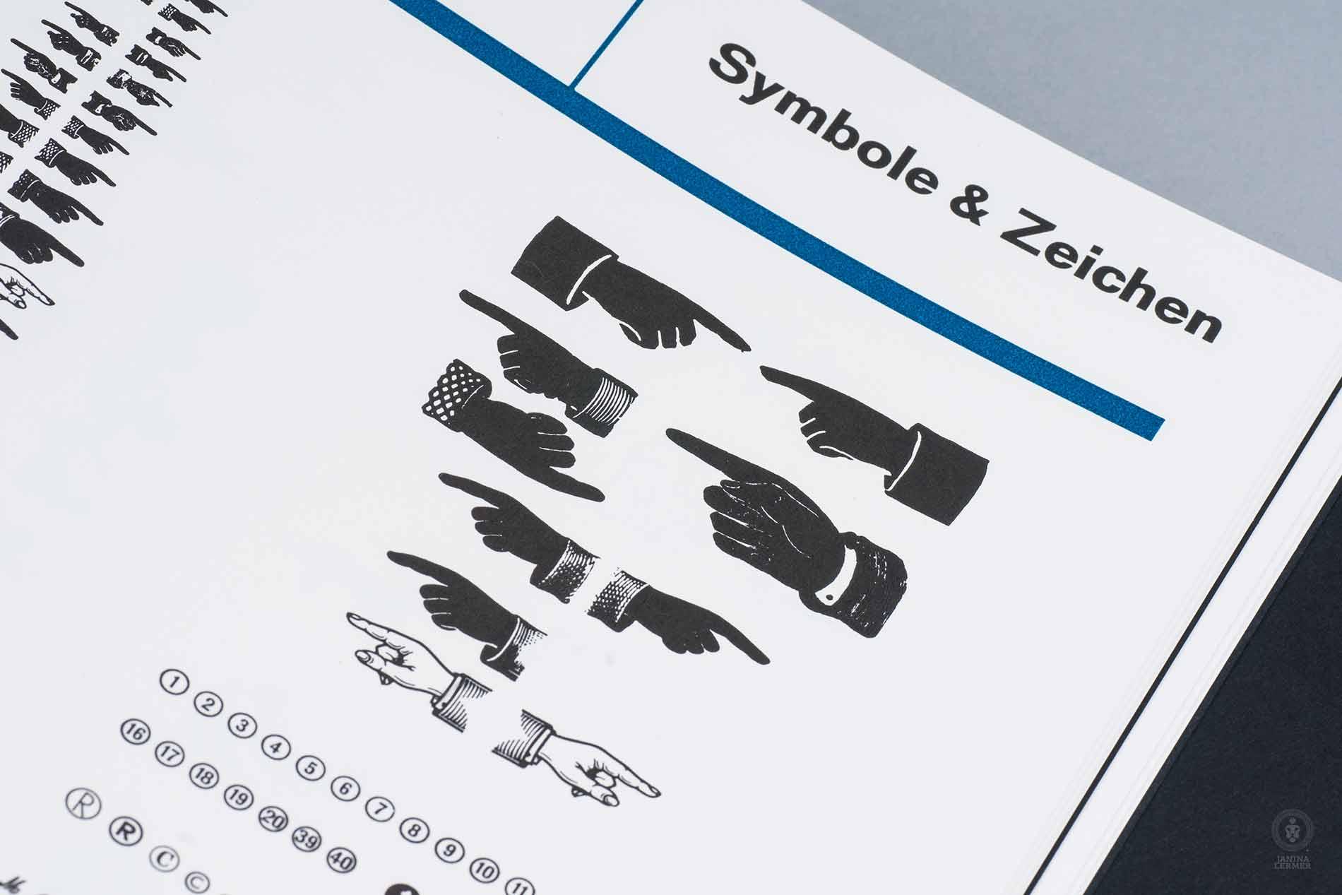 Janina-Lermer-Buchgestaltung-Magazingestaltung-Editorialdesign-Bleisatz-Metaltype-Symbols-Signs-Handgedruckt-Handprinted-Werkstatt-Fliegenkopf