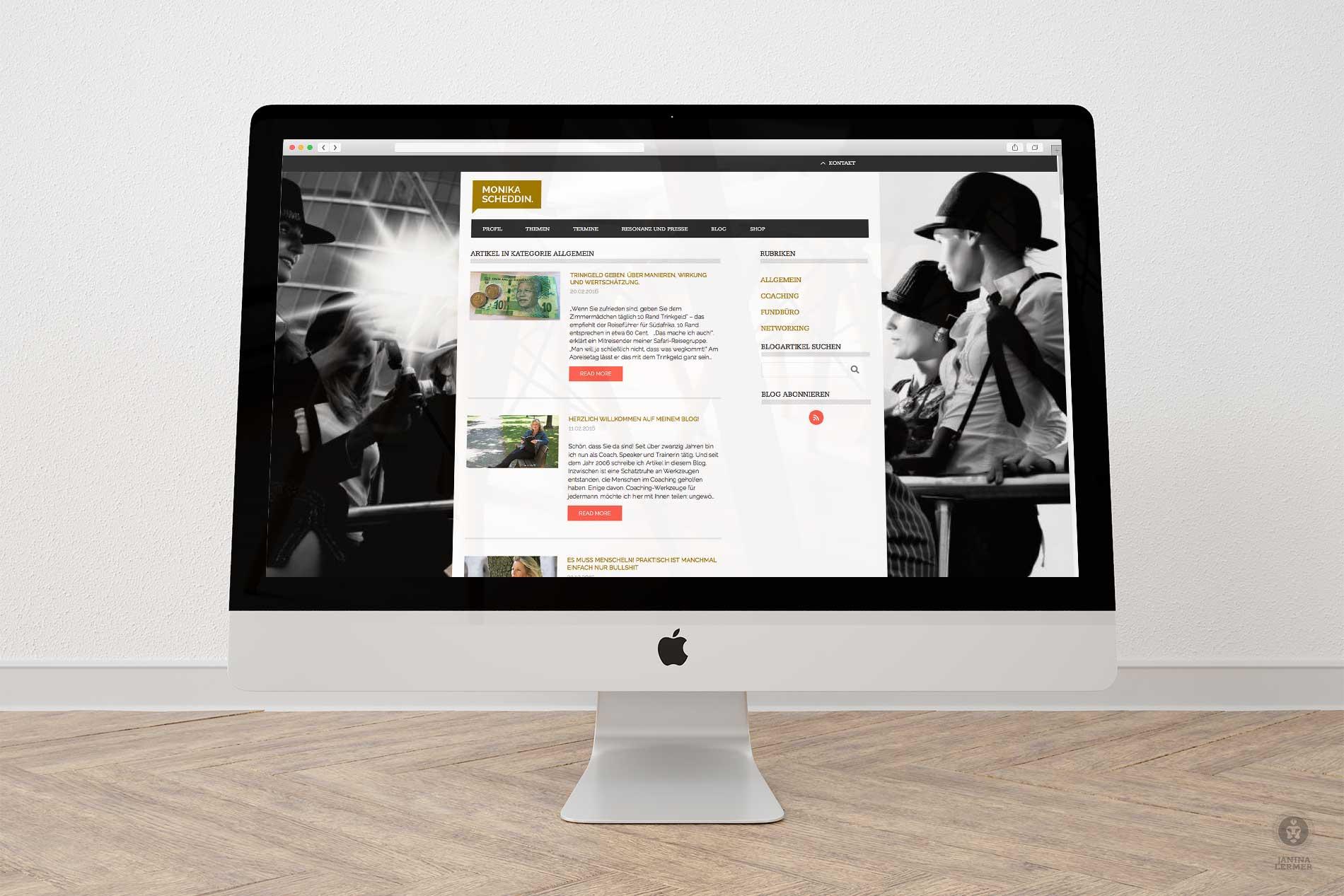 Janina-Lermer-Webseitengestaltung-Webdesign-Blog-Coach-Monika-Scheddin