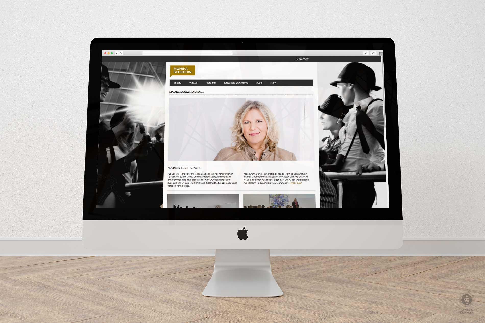 Janina-Lermer-Webseitengestaltung-Webdesign-Home-Coach-Monika-Scheddin
