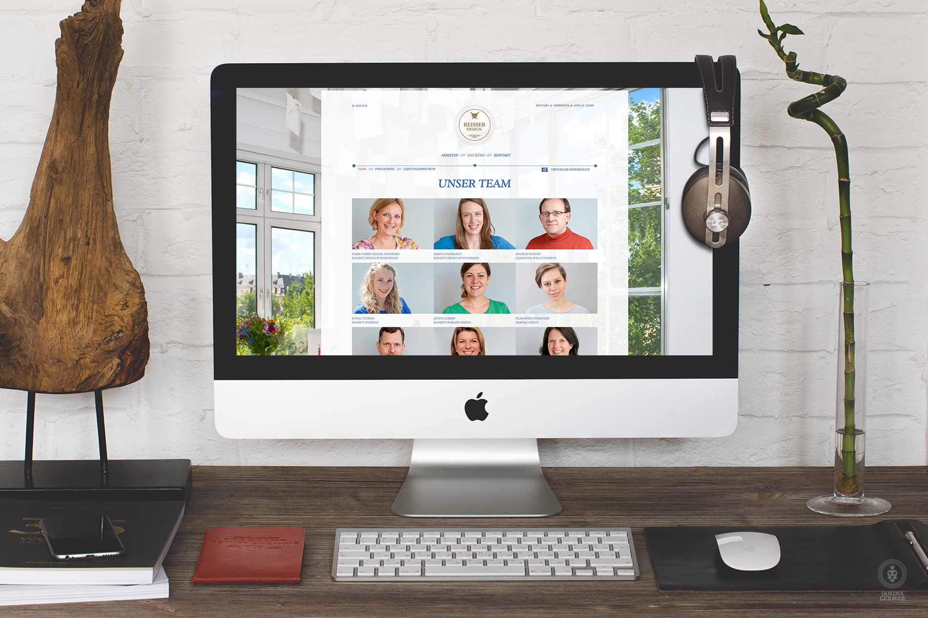 Janina-Lermer-Webseitenkonzept-Webseitengestaltung-Webdesign-Reisserdesign-Team