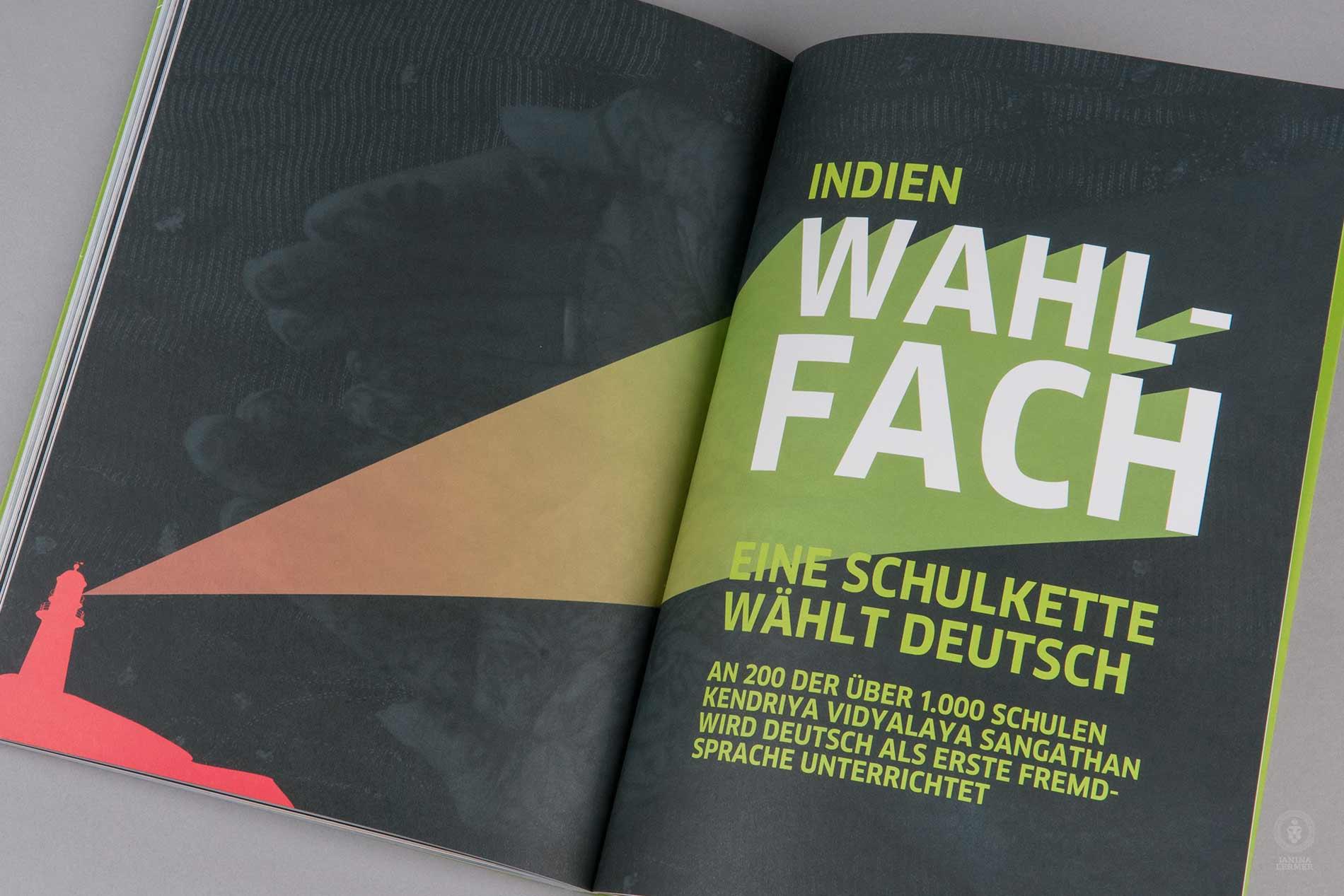 Janina-Lermer-Buchgestaltung-Magazingestaltung-Editorialdesign-Innenseite-Kapiteltrenner-seperatorpage-india-Goethe_Institut