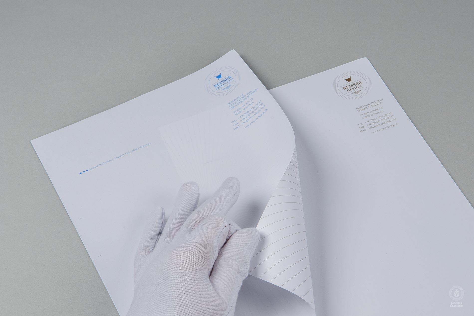 Janina-Lermer-Markengestaltung-Branddesign-Corporate-Design-Reisserdesign-Stationary-Briefpapier